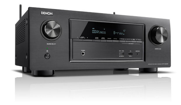 7.2-kanaals AV-receivers zijn DTS:X-ready