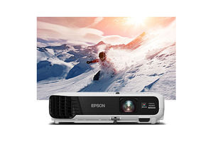 Win de home cinema projector EB-U04 van Epson