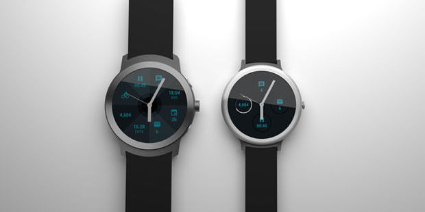 'Google komt begin 2017 met eigen Pixel-smartwatches'