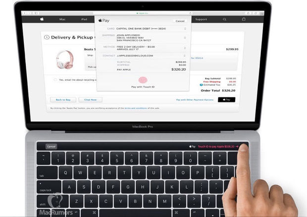 Apple lekt per ongeluk nieuwe MacBook Pro