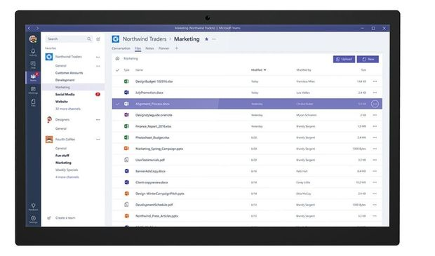Microsoft Teams in Office 365