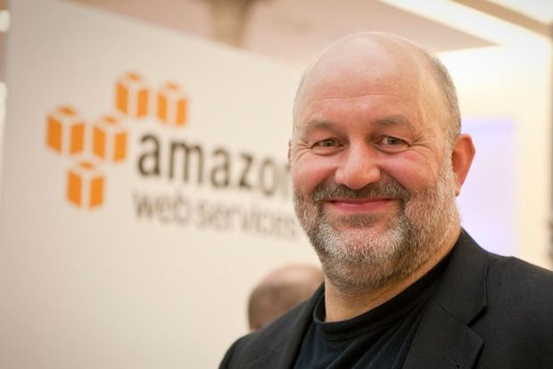 Werner Vogels, cto Amazon
