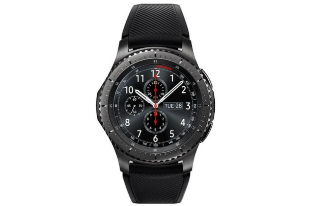 Samsung smartwatch als klassiek of sportief horloge