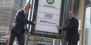 AFAS Software België gooit management om