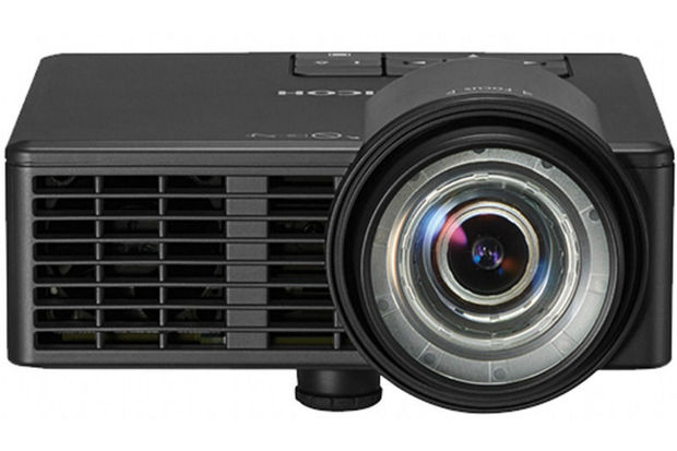 HD-projector in ultracompact formaat