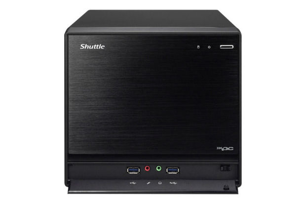 Review: Shuttle barebone-pc in kubusformaat