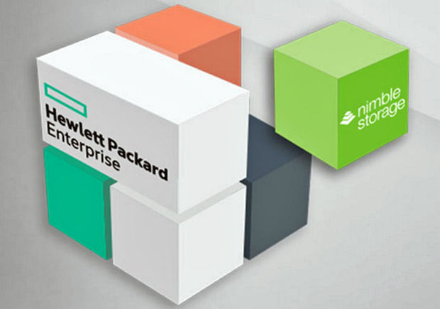Hewlett Packard Enterprise neemt Nimble Storage definitief over