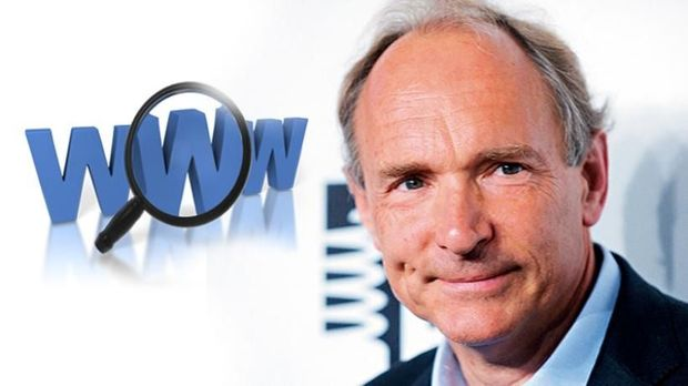 Tim Berners-Lee wint Turing Award