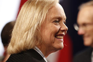 Meg Whitman ruilt Silicon Valley voor Hollywood