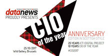 Alle info over CIO of the Year 2017 vindt u op www.datanews.be/cio.