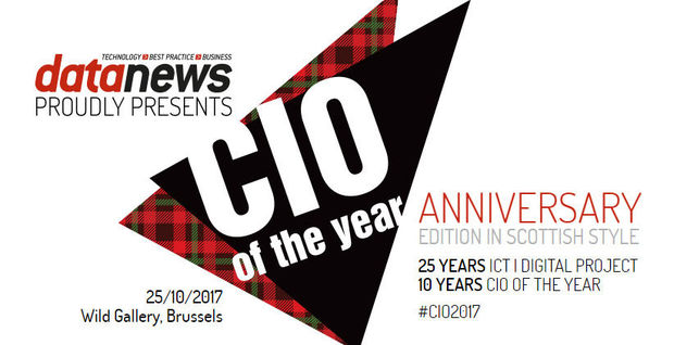 "CIO of the Year 2014: ""De CIO moet anticiperen op toekomstige noden"""