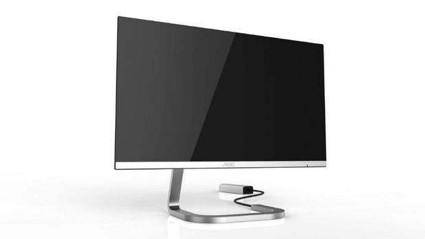 Full HD-monitoren in strak ontwerp