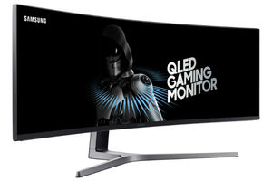 Samsung gaming monitor is extra breed