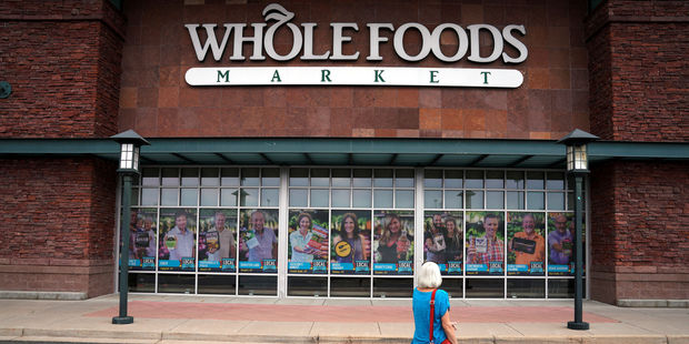 Amazon mag Whole Foods overnemen