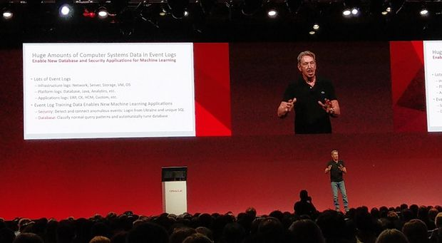 Oracle presenteert volledig geautomatiseerde database