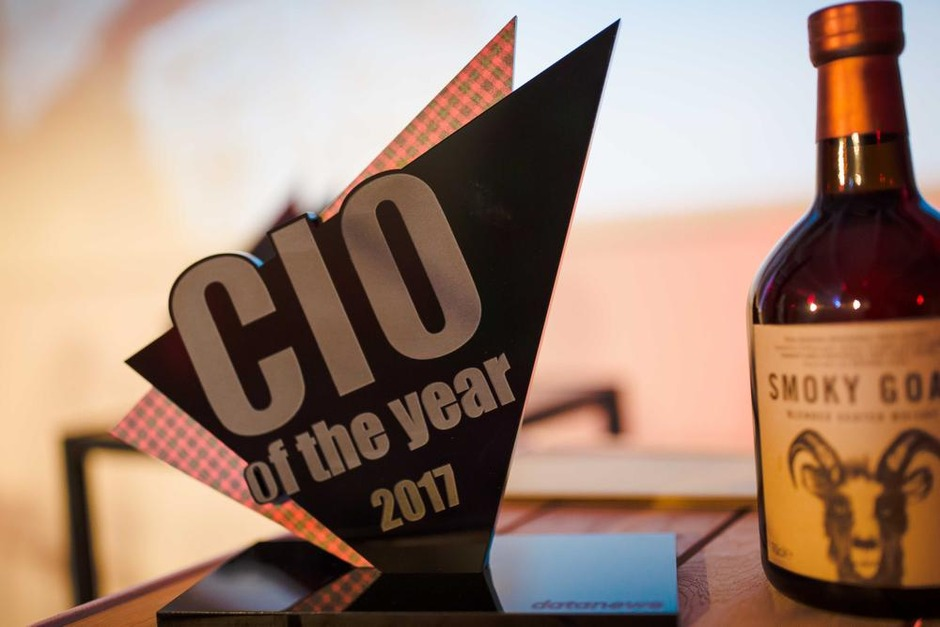 In beeld: CIO of the Year 2017