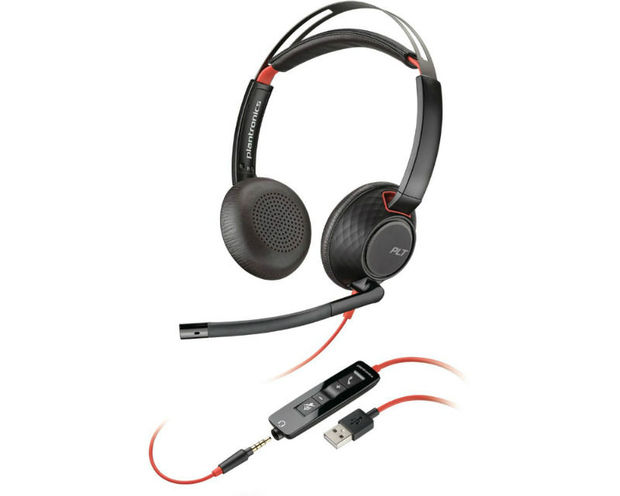 Serie headsets voor pc-communicatie