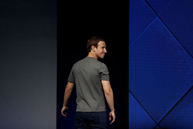 Facebook wiste chats Mark Zuckerberg