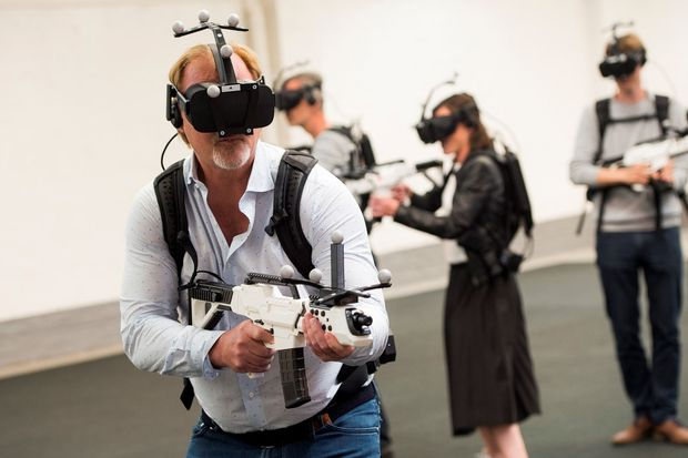 Binnenkort speel je in virtual reality zonder draden of 'kader' in Antwerpen