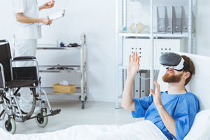 Belgische start-up wil narcose vervangen door virtual reality