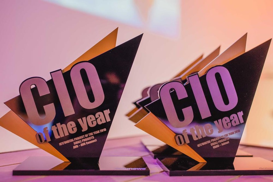 In beeld: CIO of the Year 2018