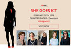 Wie wordt ICT Woman en Young ICT Lady of the Year?