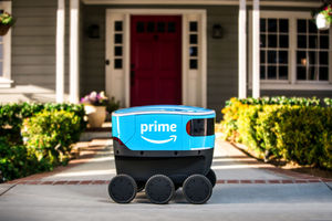 Amazon kocht in stilte een robot-start-up