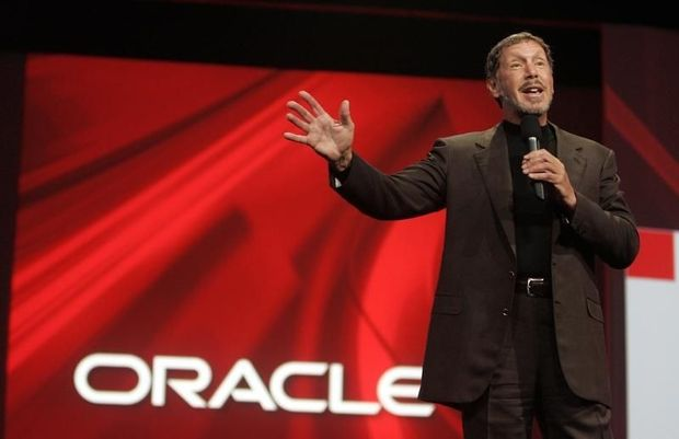 Larry Ellison: cloud, cloud, cloud