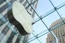 Apple flatert met herstructurering Apple Stores