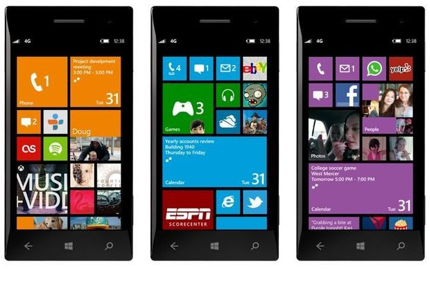 Windows Phone gratis voor bepaalde fabrikanten