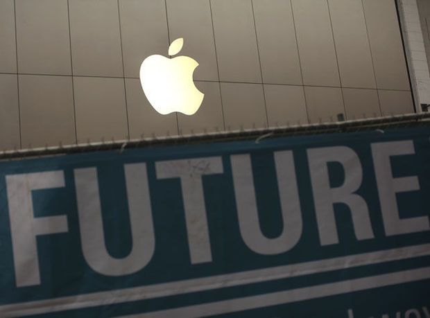 Apple-aandeel crasht