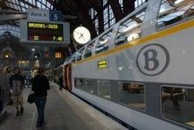 NMBS-stations even in de ICT-penarie