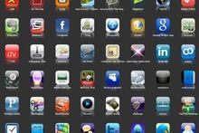 Apple apps downloads in de lift