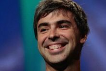 Larry Page wordt ceo Google