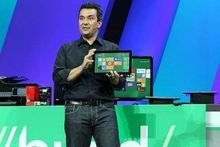 Werknemers lanceren mee Windows 8