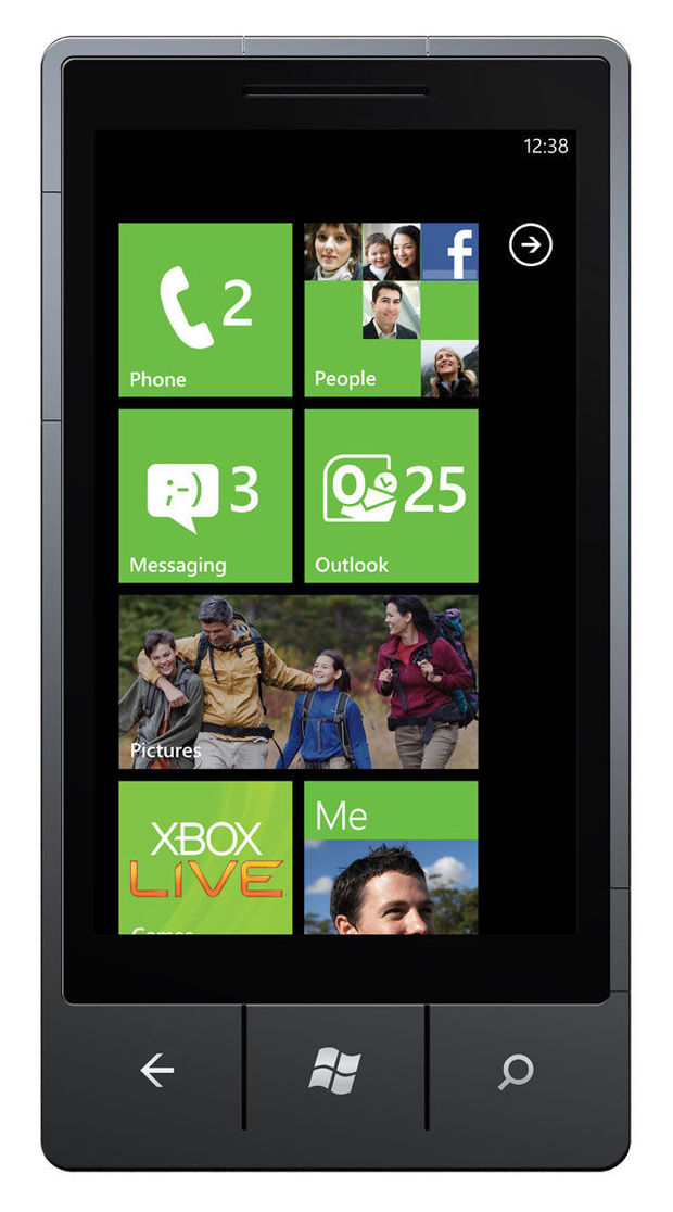 Twee updates voor Windows Phone in 2012