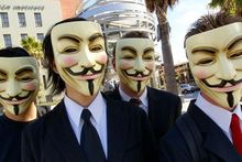 'Anonymous België' viseert website Sabam