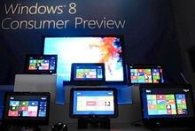 Windows 8 komt er in oktober