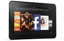 Amazon dankt recordverkoop Kindle Fire-tablet aan concurrent Apple