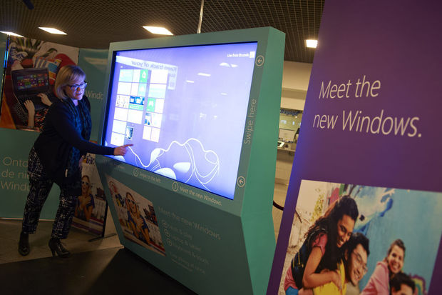 Microsoft-manager Philippe Rogge: 'Windows 8 verenigt PC en tablet'