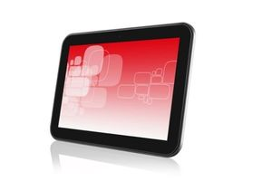 Toshiba tablet met Android Jelly Bean