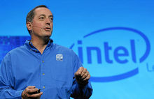 Intel-ceo Otellini vertrekt in mei 2013