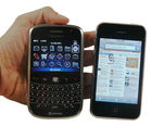 Blackberry of iPhone? Metaalallergie helpt kiezen