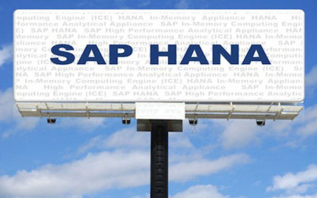 SAP implementeert zijn Business Suite op HANA
