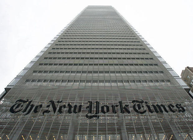 New York Times maandenlang gehackt door Chinezen