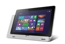 Hybride Windows 8-tablet van Acer is futuristisch beestje