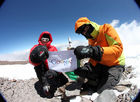 Beklim de Mount Everest en de Kilimanjaro in Google Street View