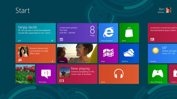 Windows 8.1 wordt gratis update