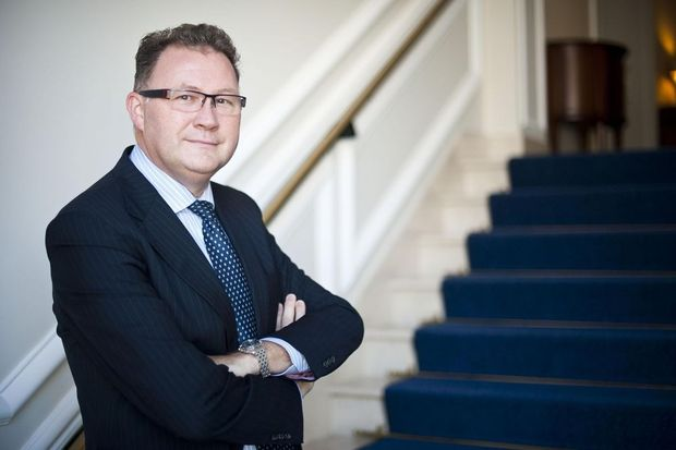 Belgacom communicatiedirecteur Philip Neyt ontslagen