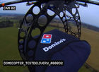 VIDEO: Domino's laat pizza's leveren door drone